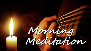 Morning Meditation small